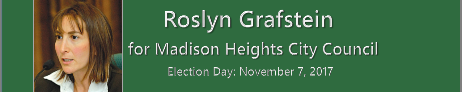 Roslyn for Madison Heights